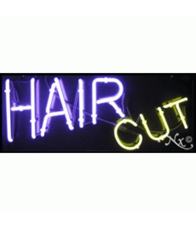 ART  SIGNS NEON SIGNS #NS10071 Hair Cut