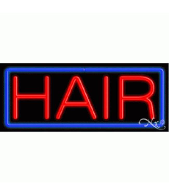 ART  SIGNS NEON SIGNS #NS10339 Hair