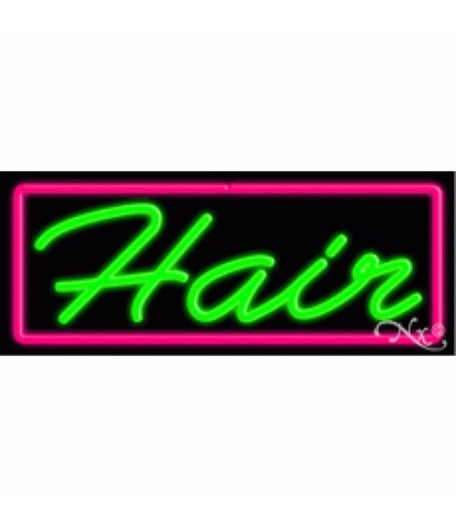 ART  SIGNS NEON SIGNS #NS10351 Hair