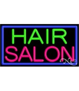 ART  SIGNS NEON SIGNS #NS11082 Hair Salon