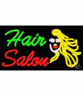 ART  SIGNS NEON SIGNS #NS11725 Hair Salon