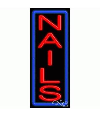 ART  SIGNS NEON SIGNS #NS10334 Nails