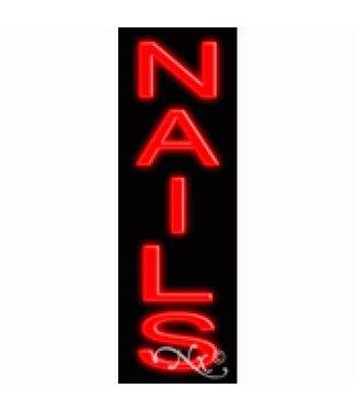 ART  SIGNS NEON SIGNS #NS12266 Nails