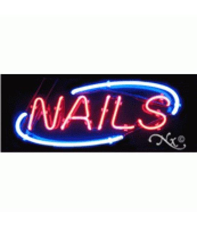 ART  SIGNS NEON SIGNS #NS12326 Nails