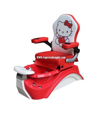 ASNS KIDS  SPA RED #ASNS201 KIDS PEDICURE SPA