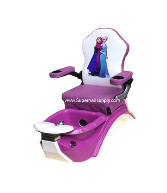 ASNS KIDS  SPA PURPLE #ASNS203 KIDS PEDICURE SPA