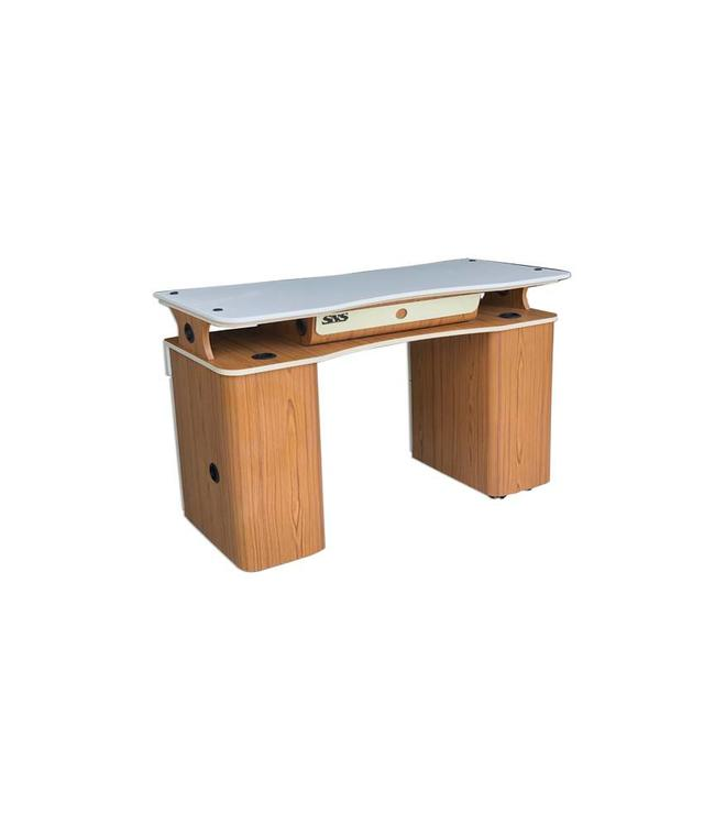 SNS  FURNITURE SNS Floral #FT270 Nail Table