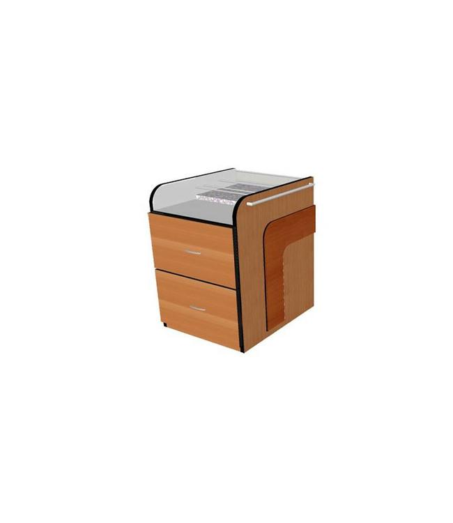 SNS  FURNITURE SNS Floral #FT052 Spa Accessory Cart