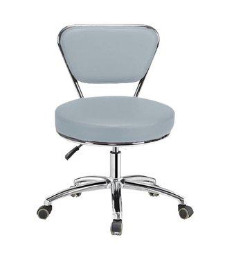 SNS  FURNITURE Two Tone Gray Technician Chair