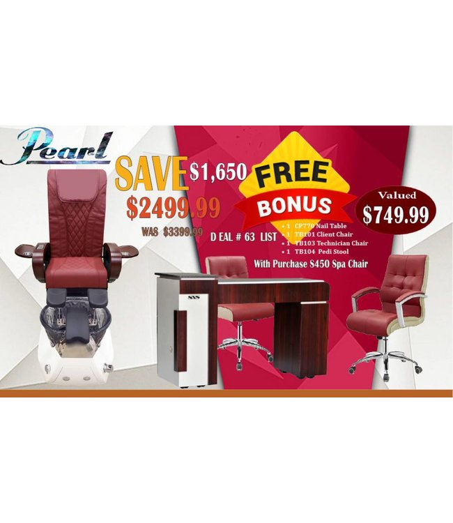 SNS  FURNITURE FURNITURE DEAL # 63