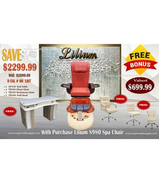 SNS  SPA CHAIR FURNITURE DEAL # 60