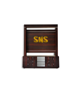 SNS  FURNITURE SNS CP #CP764  BACK WALL  RECEPTION
