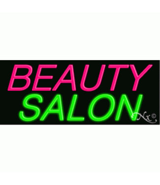 ART  SIGNS NEON SIGNS #NS10020 Beauty Salon