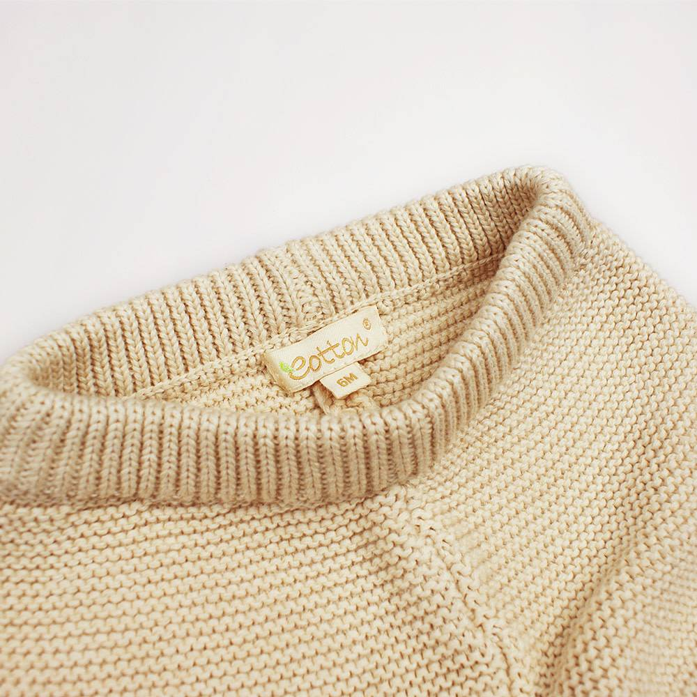 0ae144b2c14 ... Eotton Organic Unisex Cable Knit Sweater Pants ...