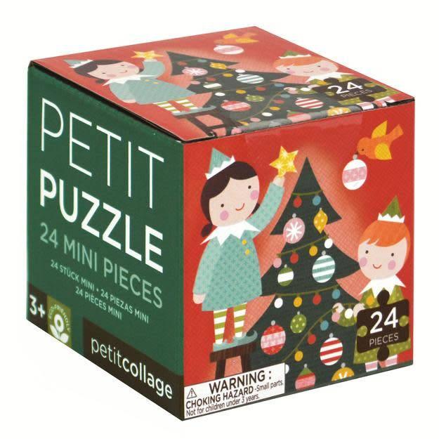Petit Collage Elves 24pc Mini Puzzle