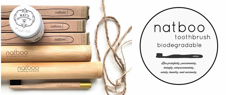 Natboo Brush