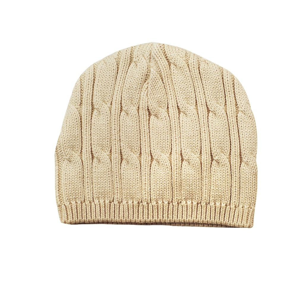 enlee Certified Organic Unisex Baby Knitted Hat