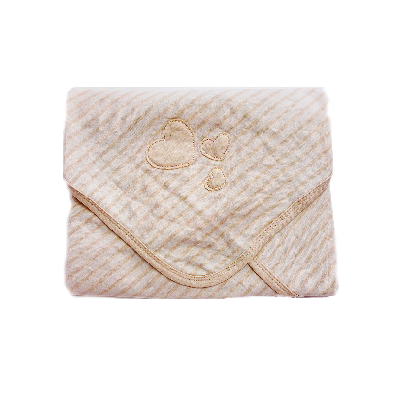 Eotton Certified Organic Unisex Baby Swaddling Recieving Blanket