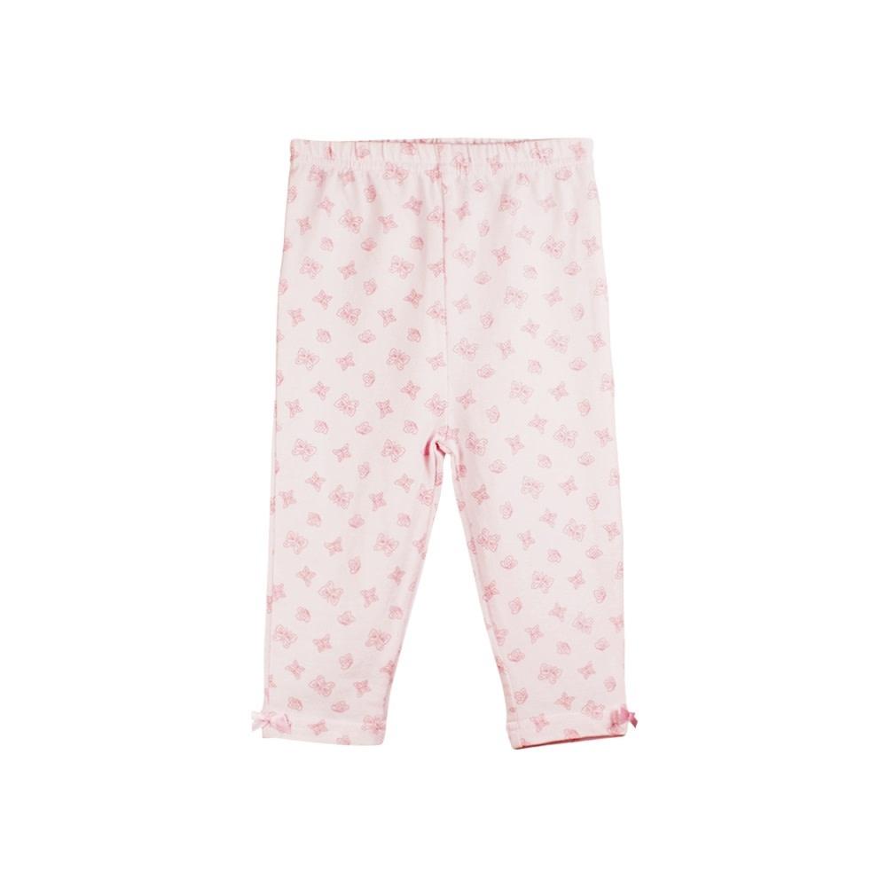 enlee Certified Organic Baby Toddler Girl Pants