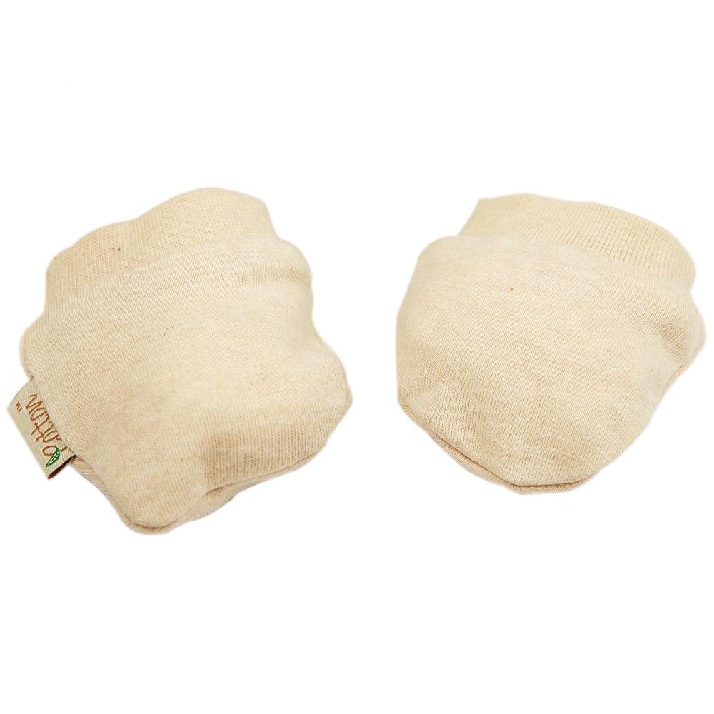enlee Certified Organic Unisex Newborn Mittens
