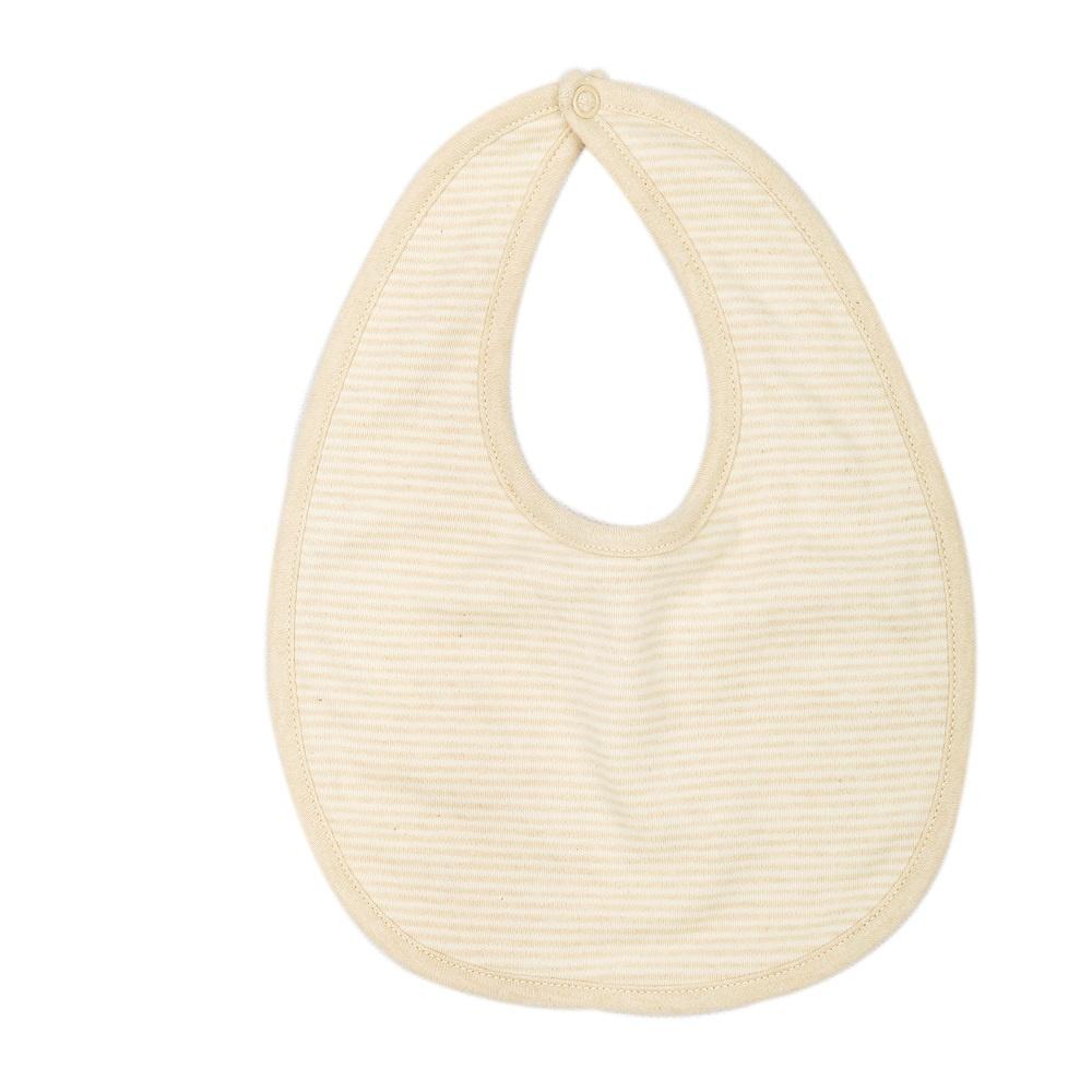 enlee Certified Organic Unisex Baby Bib