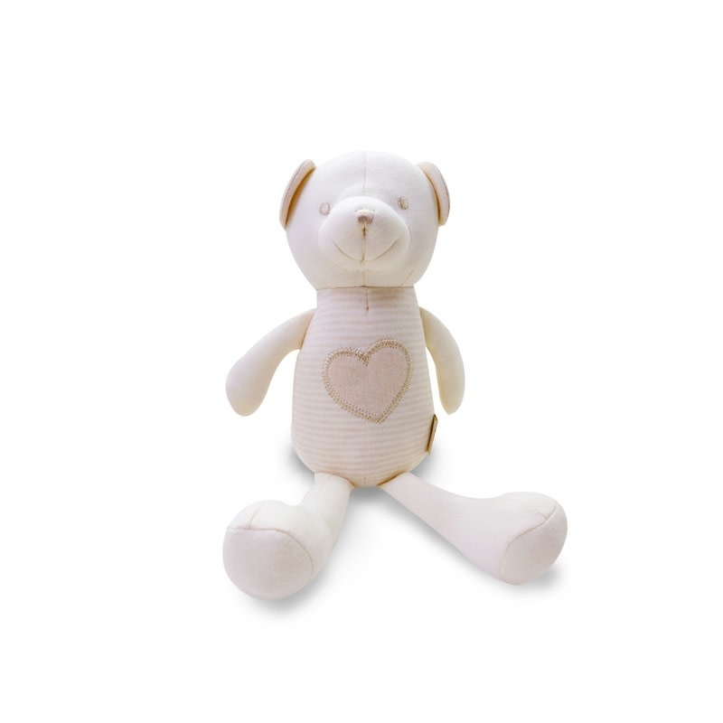 Certified Organic Plush Toy, Tall Puppy