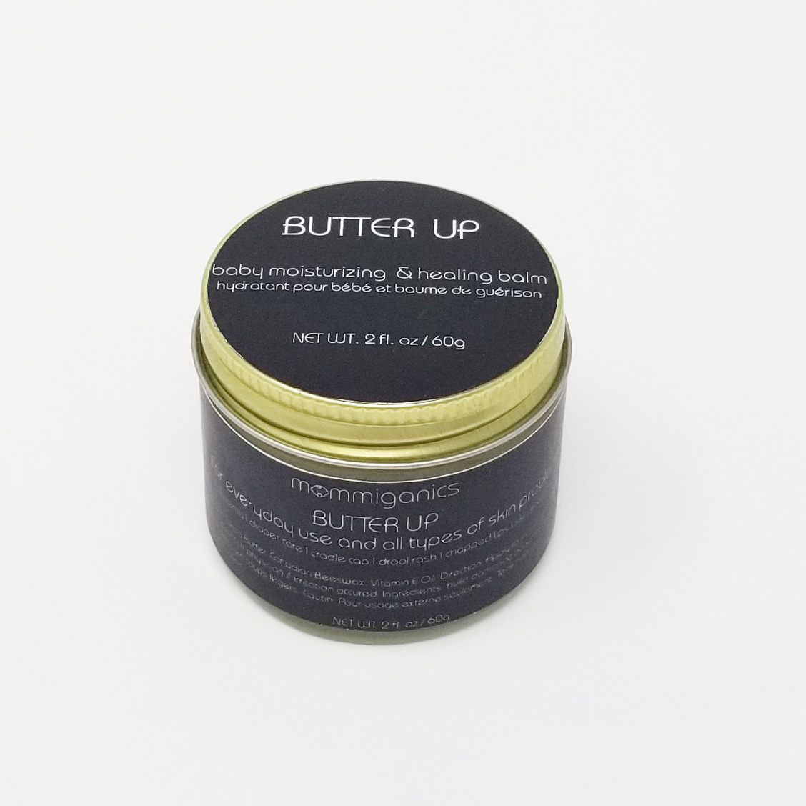 mommiganics Butter Up Baby Moisturizing and Healing Balm