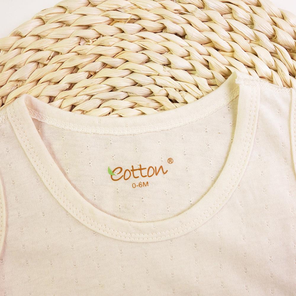 Certified Organic Unisex Sleeveless Sleeping Gown