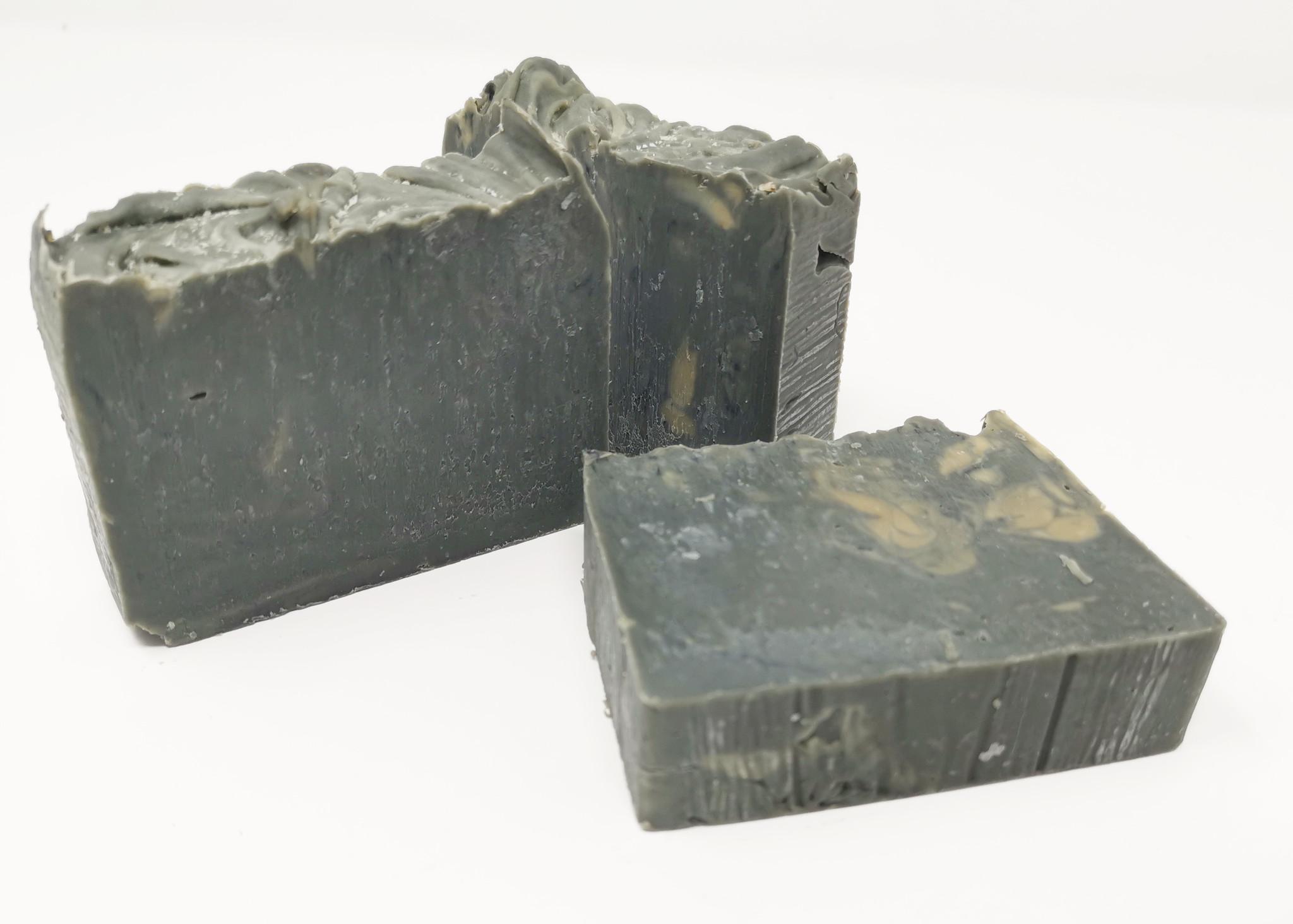 Canadian Glacial Clay Beauty Soap, Vegan