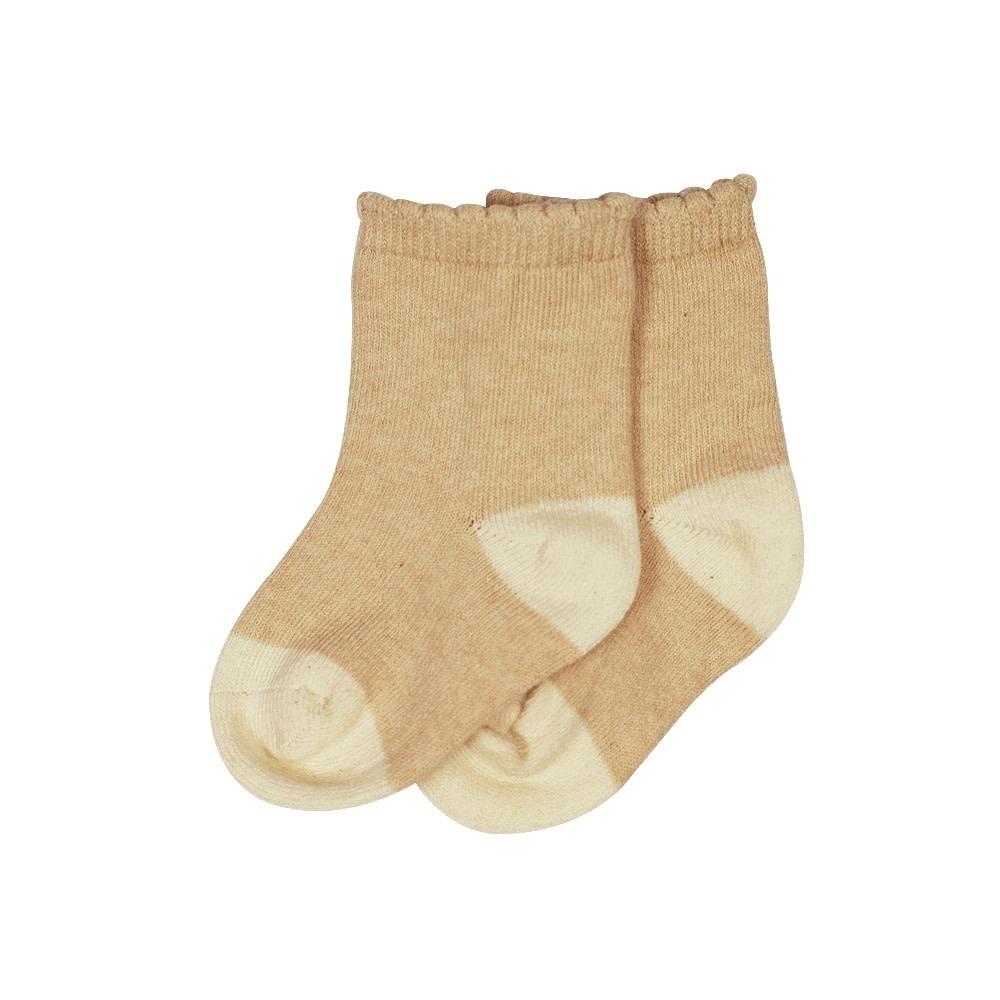 enlee Certified Organic Baby Socks