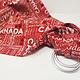 I Love Canada Ring Sling
