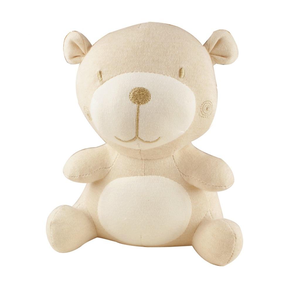 Certified Organic Plush Toy, Bear