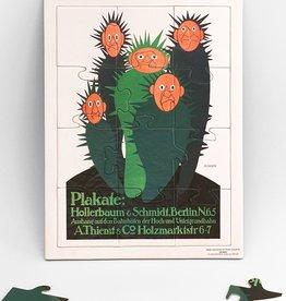 POSTER HOUSE Julias Kilnger Cacti Puzzle