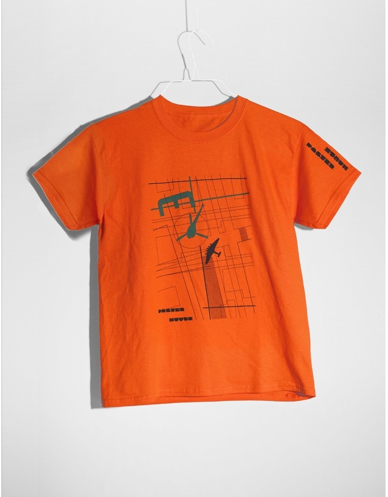 POSTER HOUSE Cyan, Youth T-Shirt