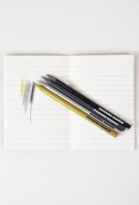 POSTER HOUSE Poster House Metallic Graphite Pencil Set