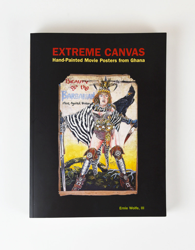 Dilettante Press Extreme Canvas