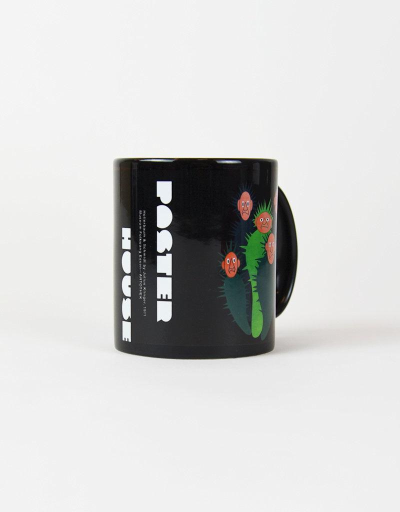 POSTER HOUSE Julius Klinger Cactus Mug