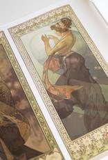 Ivan Lendl: Alfons Mucha by Jack Rennert