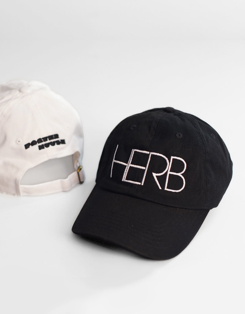 POSTER HOUSE Fathers of American Graphic Design Cap: Herb