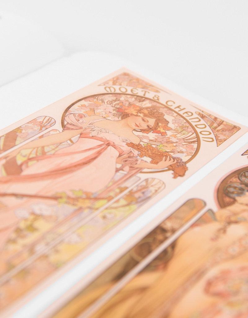 Ivan Lendl : Alphonse Mucha- Hardcover