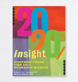 POSTER HOUSE Michele Washington: 20/20 Insight, 2019