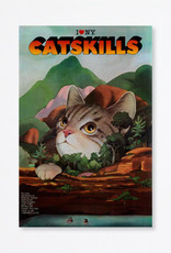 Milton Glaser Studio I Love New York Catskills Poster by Milton Glaser