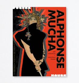 POSTER HOUSE Alphonse Mucha, Art Nouveau / Nouvelle Femme, 2019