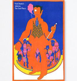 Seymour Chwast: Visit Dante's Inferno, 1967