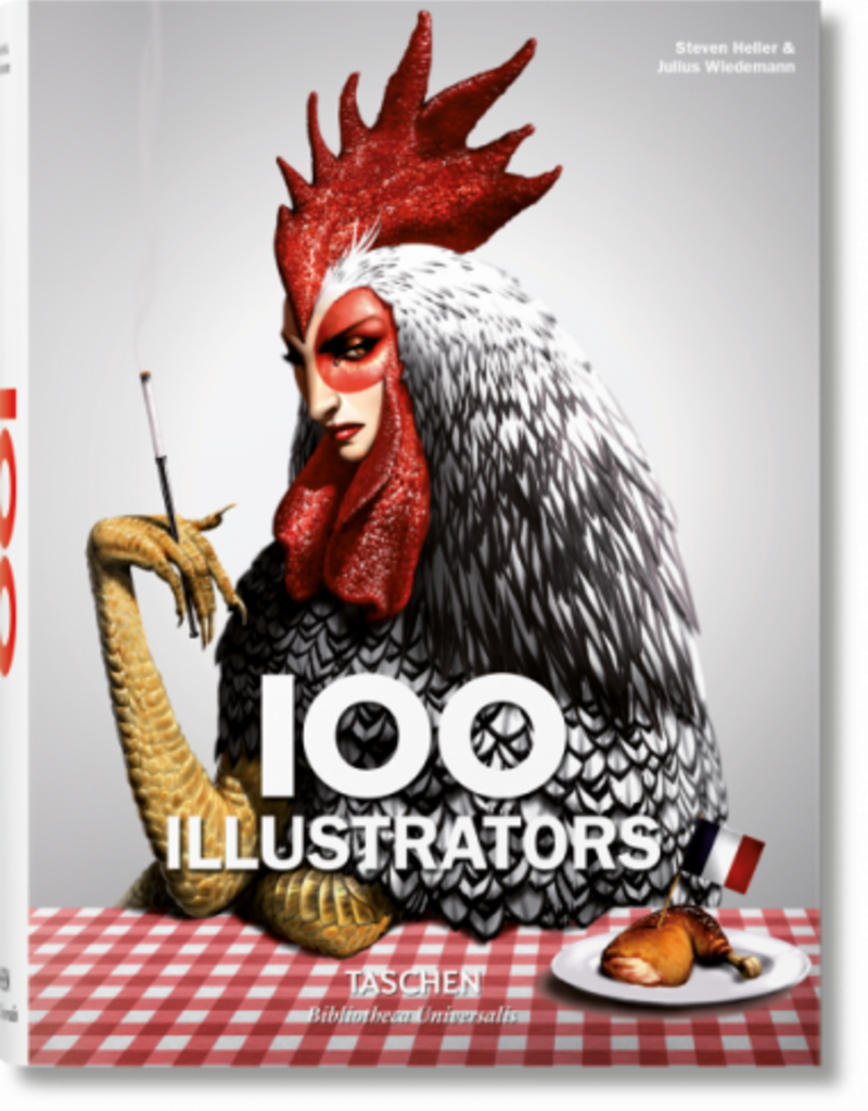 Taschen 100 Illustrators