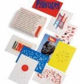 Phaidon Press 100 Maverick Postcards - Fletcher, Alan - Note/Post Card