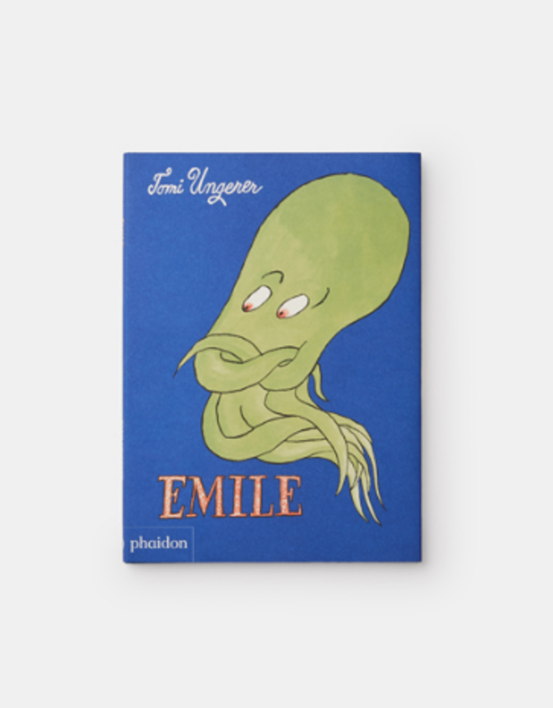 Phaidon Tomi Ungerer Emile: The Helpful Octopus