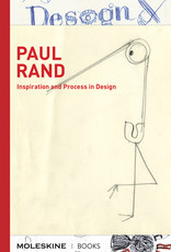 Princeton Architectural Press Paul Rand: Inspiration and Process in Design