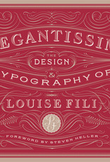 Princeton Architectural Press Elegantissima: The Design and Typography of Louise Fili