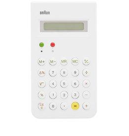 Braun Braun Calculator ET66 (White)